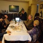 sira restaurant wine tasting